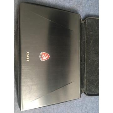 MSI GS60 2PC GHOST GTX860M I7 4700HQ WIN 10 pro