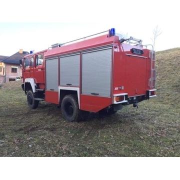 Zabudowa Samochodu Pożarniczego