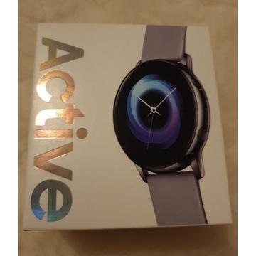 Smartwatch Samsung Galaxy Watch Active srebrny