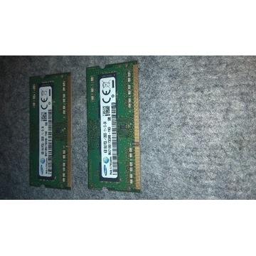 Pamięć DDR3 pc3l 12800s 8gb (2x4gb)