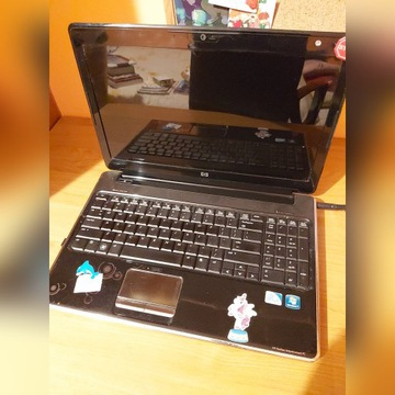 Laptop HP Pavillion dv6 z 2010 roku - SPRAWNY