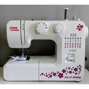 Maszyna do szycia JANOME Juno E1015