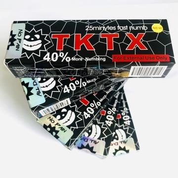 Krem maść TKTX - Lidoxin, tatuaż