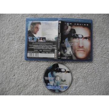 RAPORT MNIEJSZOŚCI, film Blu-Ray, raz oglądnięta