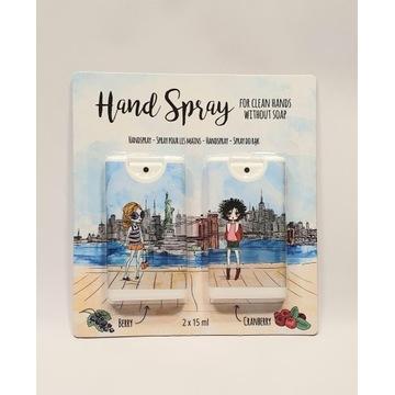 Czyste ręce bez mydła
