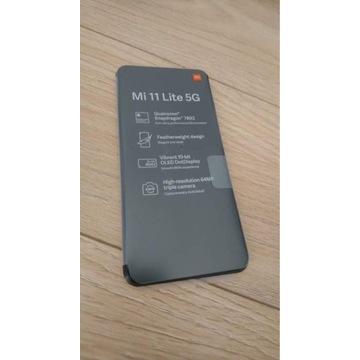 Xiaomi Mi 11Lite 5g Truffle Black