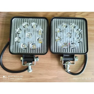 LAMPA ROBOCZA 9 LED