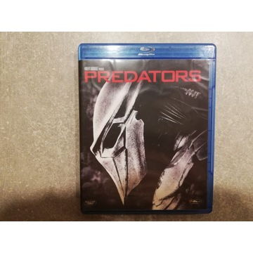 Predators Blu-ray PL