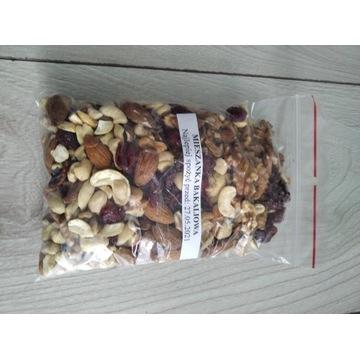 Mieszanka bakaliowe 200 gram