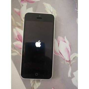 Iphone 5c stan bardzo dobry bez blokady