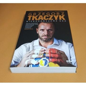 Grzegorz Tkaczyk - Niedokończona gra