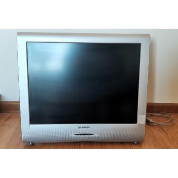 "Telewizor Sharp LC-20SH1E LCD 20"" 4:3 + pilot"