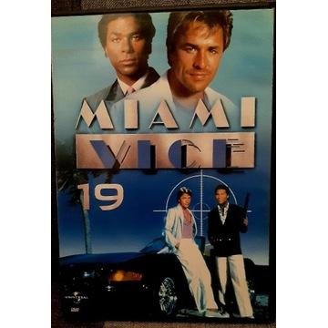 Miami Vice 19 DVD odcinek 37 i 38