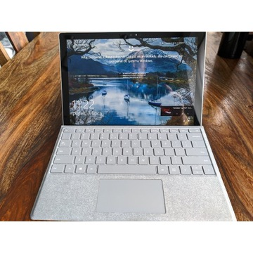 SURFACE 7 PRO i5 128GB 8GB RAM KLAWIATURA GW