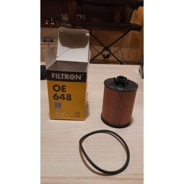 Filtr oleju OE 648 - Opel, Suzuki itp