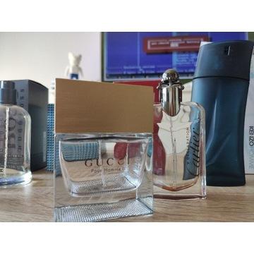 Flakony po perfumach