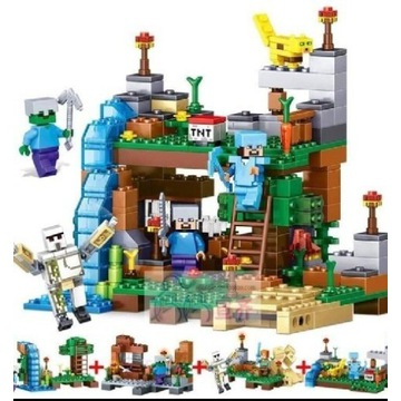 Klocki LEGO - Minecraft