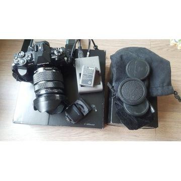 Olympus OM-D E-M5 mark ll+M. Zuiko 12-40 mm