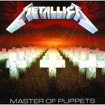 METALLICA: Master Of Puppets [CD]