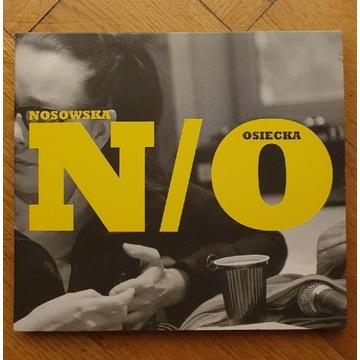 "Nosowska ""Osiecka"" CD"