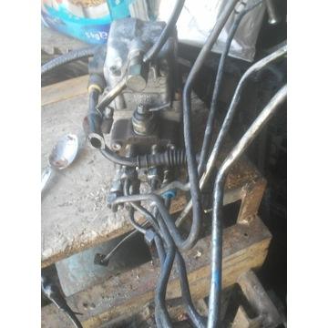pompa wtryskowa z BMW 525tds.