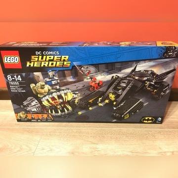 LEGO 76055 Super Heroes Batman: Killer Croc NOWE