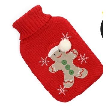 Termofor świąteczny piernik Święta + Gratis
