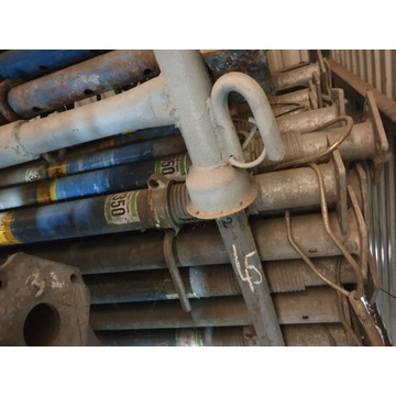 Podpora stropowa Stemple budowlane 350cm / 20kN