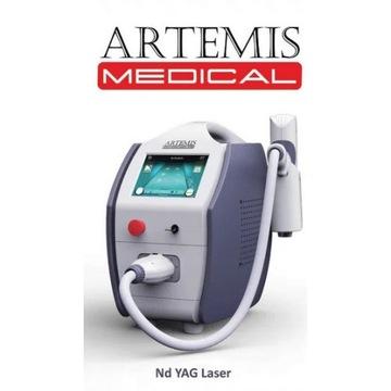 Laser Q-Switch Nd YAG Niemiecki Cert. Medyczny PL