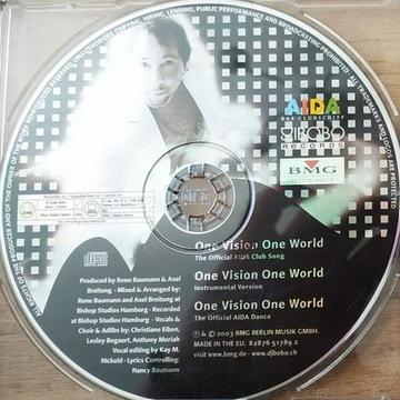 DJ BOBO One vision one world unikat!