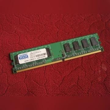 PAMIĘĆ DDR2 1GB GR800D264L6