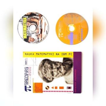 NOWY program CD matematyka Pitagoras matura GRATIS