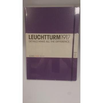 Notes Szkicownik Leuchtturm A4 Zeszyt Nowy Gładki