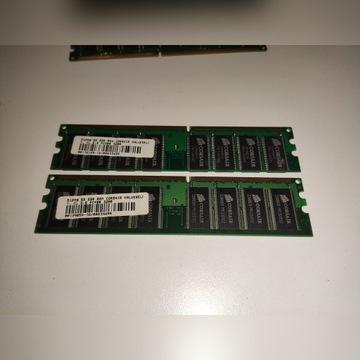 DDR, DDR1 pamięć RAM Corsair 512MB