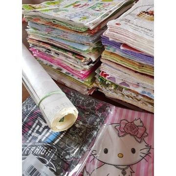 Decoupage serwetki papiery duży zestaw mix