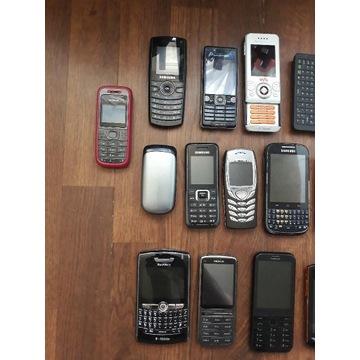 ZESTAW 20 TELEFONÓW TANIO