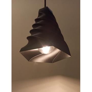 lampa wisząca retro loft design
