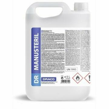 Płyn do dezynfekcji rąk i powierzchniDr Manusteril