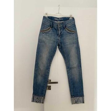 Spodnie jeans rozm. 38 HILFIGER DENIM ORYGINAŁ