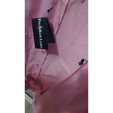 Mega różowa  Ralph LAUREN 2xl