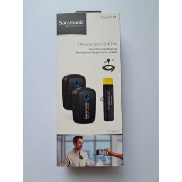 Bezprzewodowy Saramonic Blink500 B6 (USB-C)