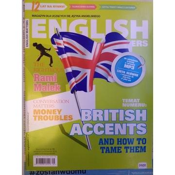 English Matters magazyn angielski mp3