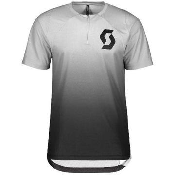 """Nowa koszulka rowerowa Scott Trail Vertic Zip """"S"""""""