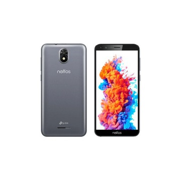 Smartfon TP-Link Neffos C5 Plus 1/8GB Szary NOWY