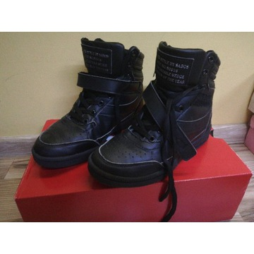 Jesienne buty dla dziewczynki
