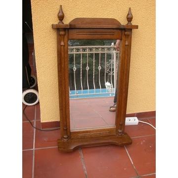 stare lustro z tralkami 87/49,5cm
