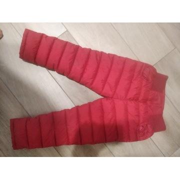 Spodnie ocieplane 122