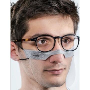 1x Mini Shield Vitberg M przyłbica maska do pracy