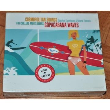 NOWE-Cosmopolitan Sounds -Copacabana Waves-2CD+DVD