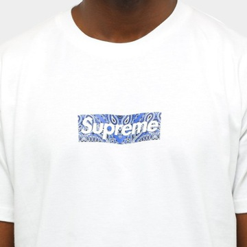 T-shirt Supreme bandana Box